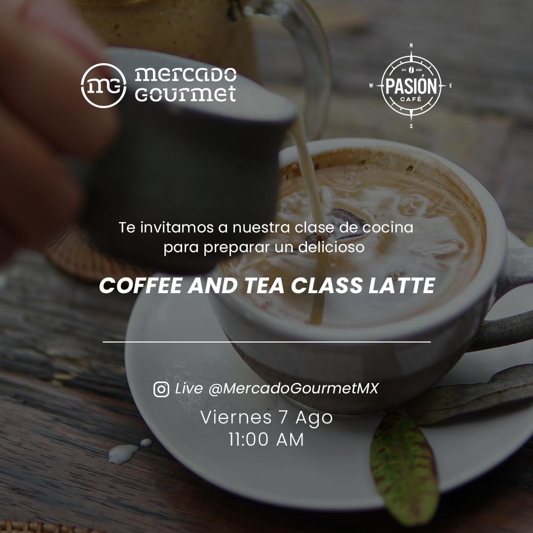 Coffee & Tea Class Pasión Cafe