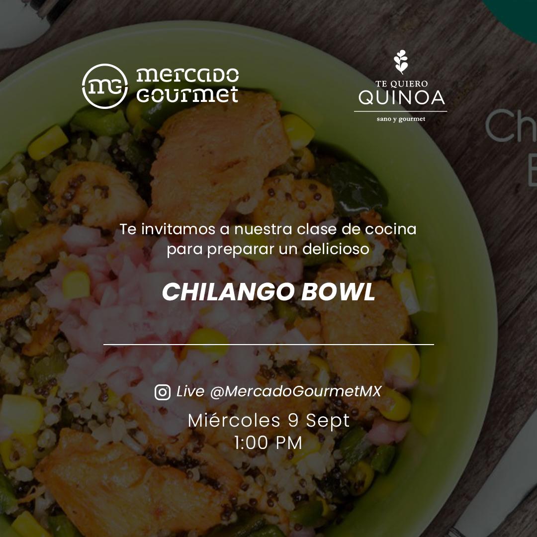 Cooking Class Te Quiero Quinoa