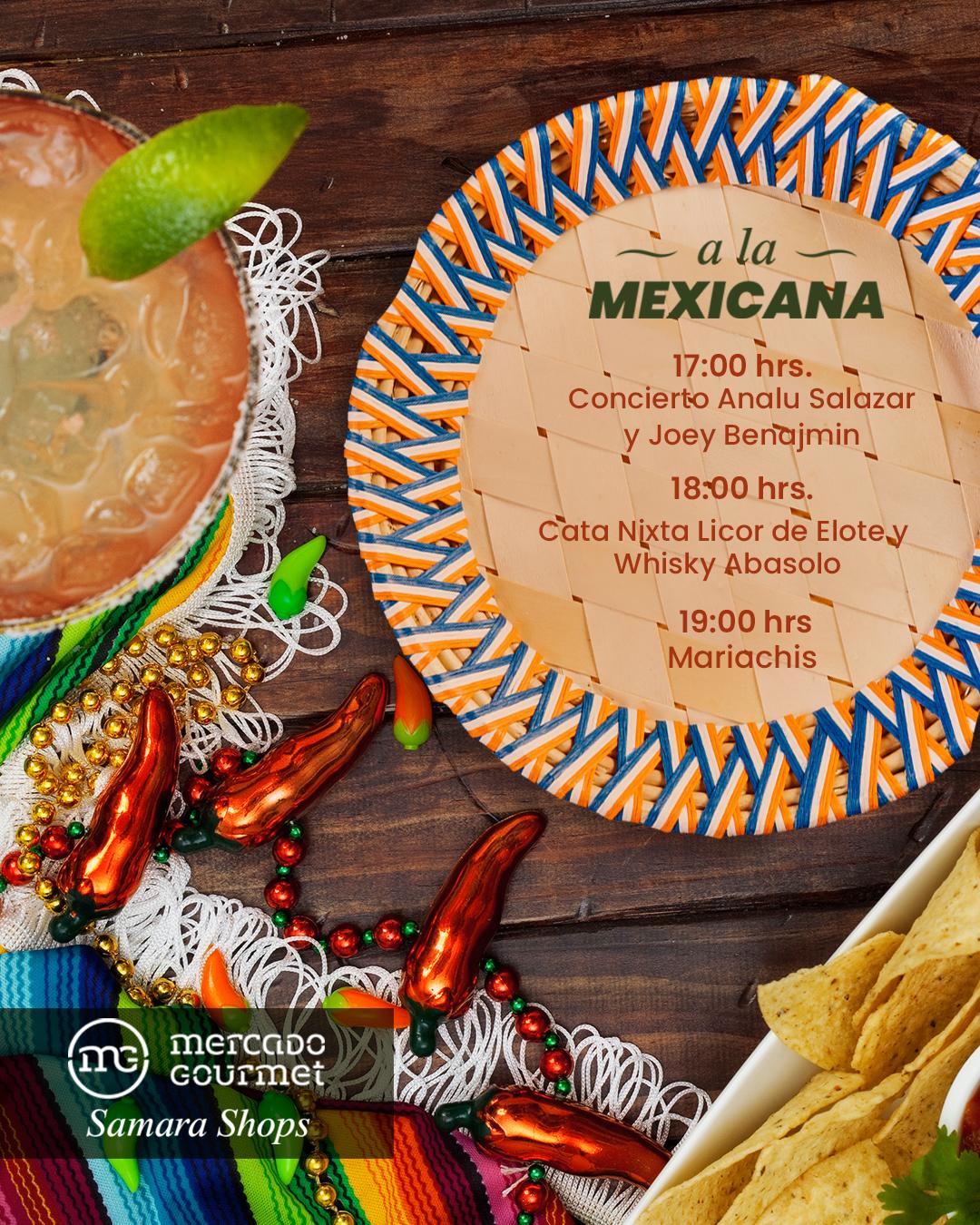 Fiesta Mexicana MG Samara