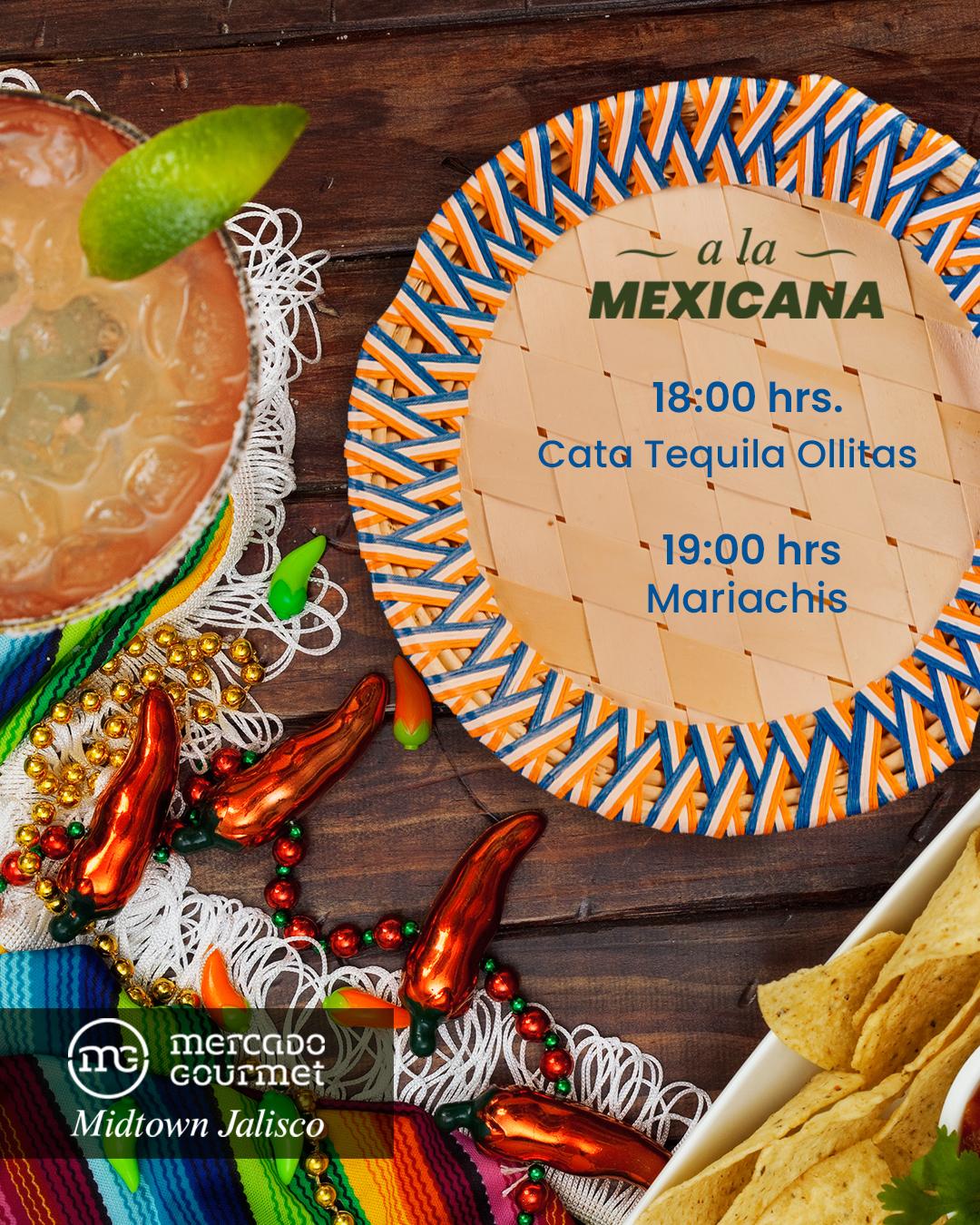 MG Midtown a la Mexicana