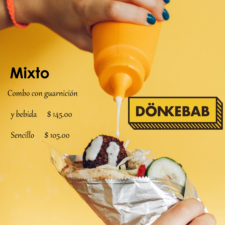 Donkebab Oct