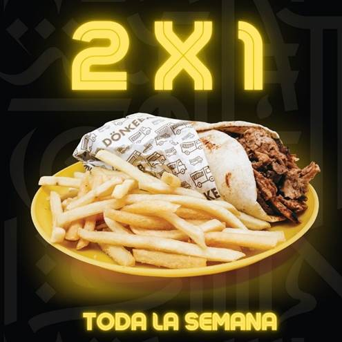Promo Don Kebab