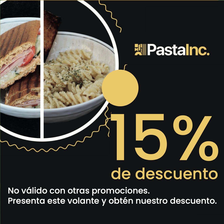 Pasta Inc