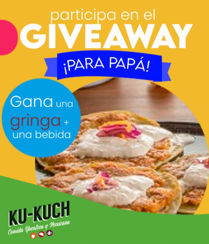 Giveaway Kukuch