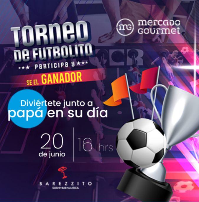 Torneo Futbolito Dia del Padre