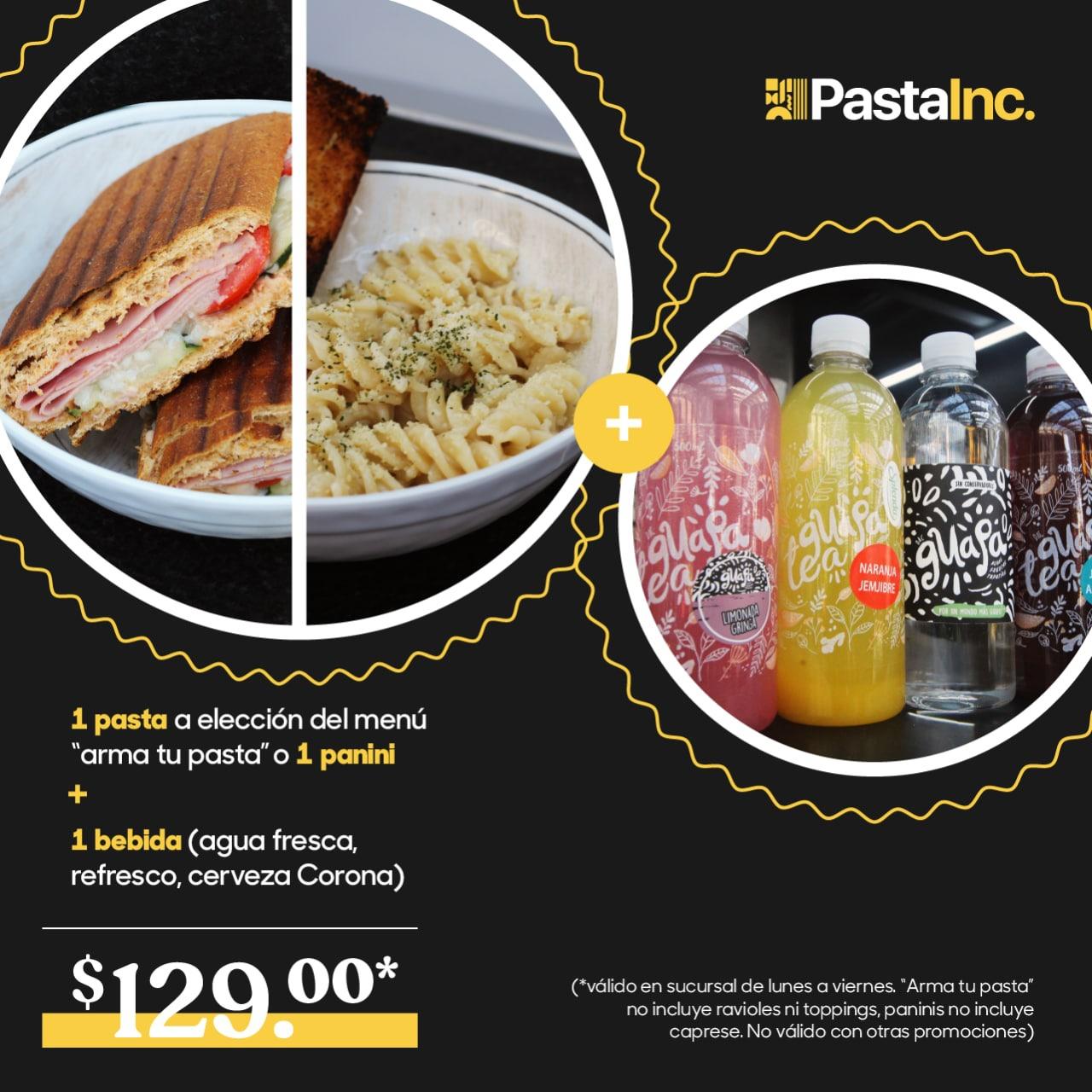 Pasta Inc 2